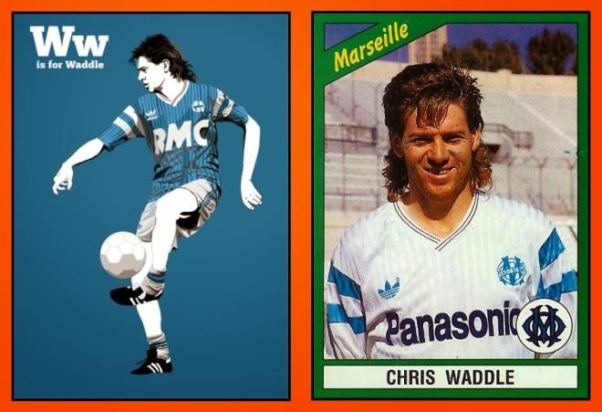 02-Chris WADDLE pannini