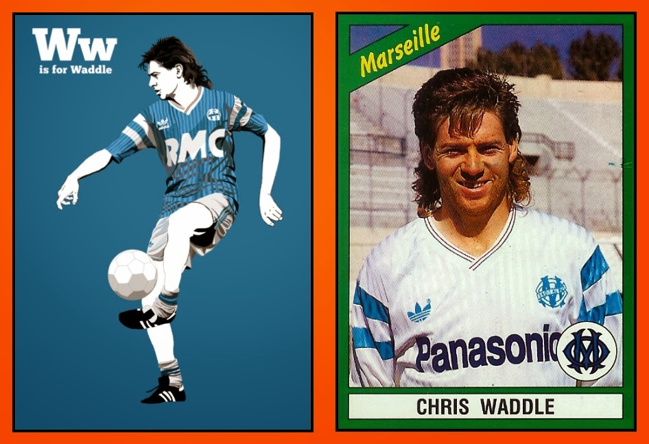 02-Chris WADDLE pannini