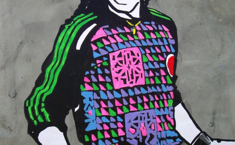 Rene Higuita, Le Scorpion (et ce n'est pas son signeastrologique)