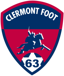 Clermont_Foot_63_logo